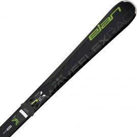Elan WAVEFLEX RACE LS + EL 10 - Unisexové sjezdové lyže