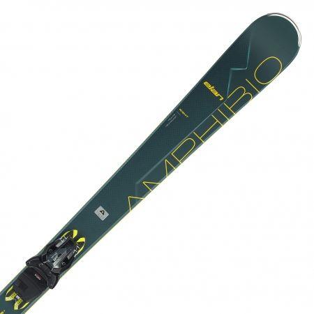 Sjezdové lyže - Elan AMPHIBIO 12 C PS + ELS 11 - 3