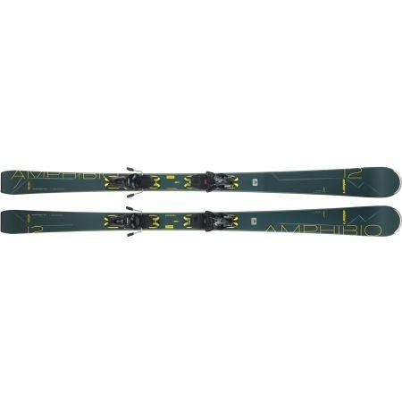 Sjezdové lyže - Elan AMPHIBIO 12 C PS + ELS 11 - 5