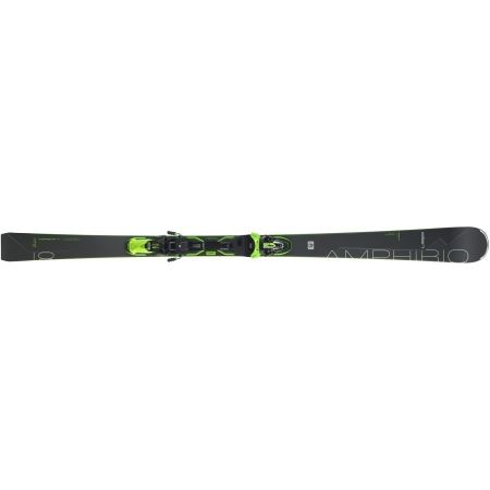 Sjezdové lyže - Elan AMPHIBIO 18 TI2 FX + EMX 12 - 2