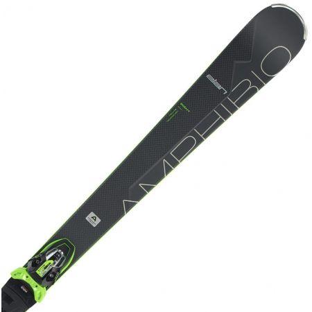 Sjezdové lyže - Elan AMPHIBIO 18 TI2 FX + EMX 12 - 1