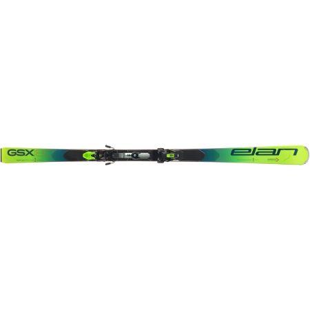 Závodní sjezdové lyže - Elan GSX FX + EMX 12 - 2
