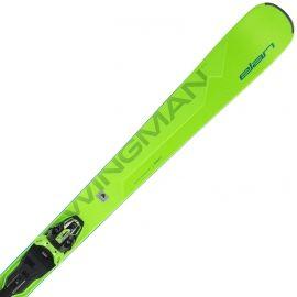 Elan WINGMAN 86 CTI FX + EMX 12 - Sjezdové lyže