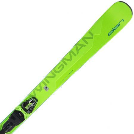 Sjezdové lyže - Elan WINGMAN 86 CTI FX + EMX 12 - 1
