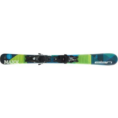 Chlapecké sjezdové lyže - Elan MAXX QS + EL 4.5 - 4