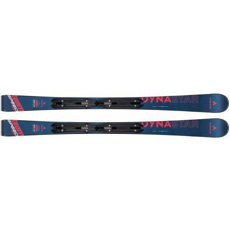 Dětské sjezdové lyže - Dynastar TEAM SPEEDZONE KID-X + KID-X 4 B76 - 5