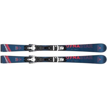 Dětské sjezdové lyže - Dynastar TEAM SPEEDZONE KID-X + KID-X 4 B76 - 4