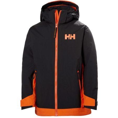 Dětská lyžařská bunda - Helly Hansen JR HILLSIDE JACKET - 1