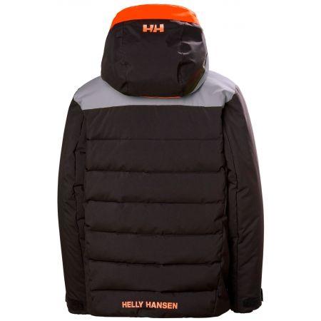 Chlapecká lyžařská bunda - Helly Hansen JR CYCLONE JACKET - 2