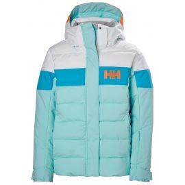 Helly Hansen JR DIAMOND JACKET - Dívčí lyžařská bunda
