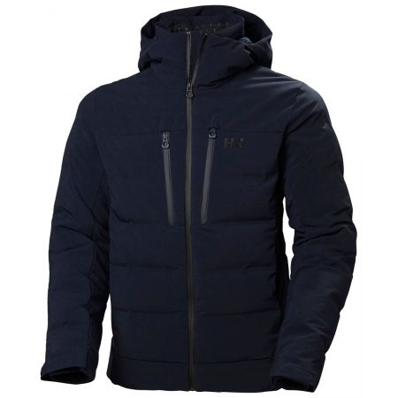 Helly Hansen RIVARIDGE PUFFY - Pánská péřová bunda