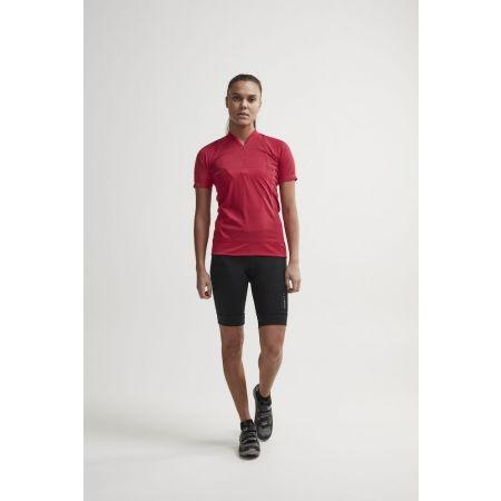 Dámský cyklistický dres - Craft RISE - 5