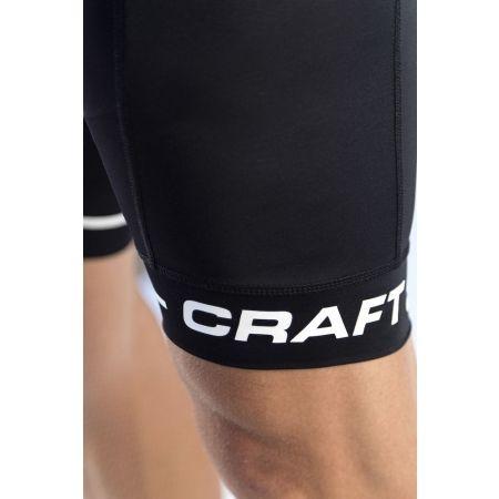 Pánské krátké cyklistické kalhoty - Craft RISE SHORTS - 6
