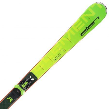Sjezdové lyže - Elan ELEMENT GREEN LS + EL 10 - 3