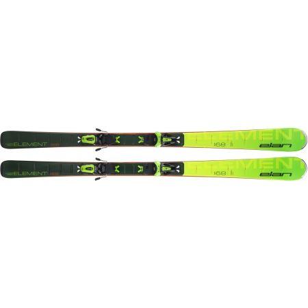 Sjezdové lyže - Elan ELEMENT GREEN LS + EL 10 - 4