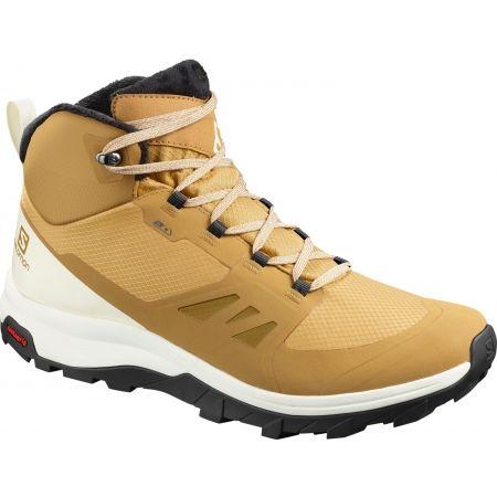 Pánská outdoorová obuv - Salomon OUTsnap CSWP