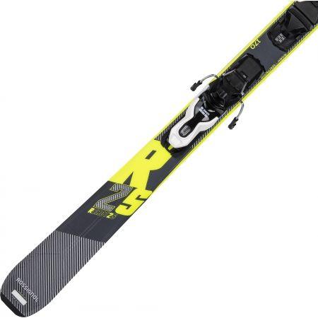 Pánské sjezdové lyže - Rossignol REACT 2S + XPRESS 10 - 6