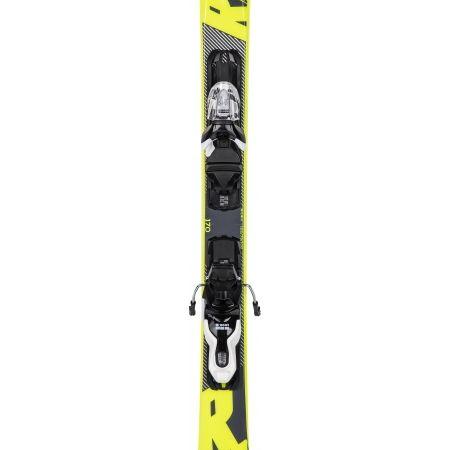 Pánské sjezdové lyže - Rossignol REACT 2S + XPRESS 10 - 5