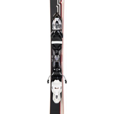 Dámské sjezdové lyže - Rossignol FAMOUS 6 LTD + XPRESS W 11 - 5