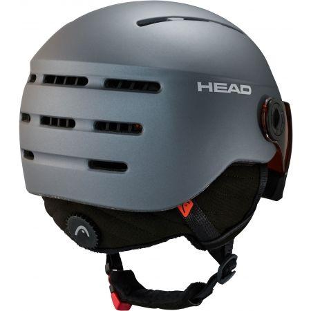 Lyžařská helma - Head KNIGHT - 2