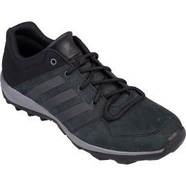 adidas DAROGA PLUS LEA - Pánská outdoorová obuv