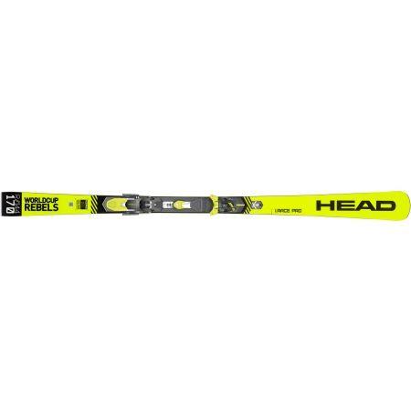 Lyžařský set - Head WC REBELS I.RACE PRO + FF EVO 11 - 2