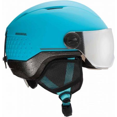 Dětská lyžařská helma - Rossignol WHOOPEE VISOR IMPACTS - 2