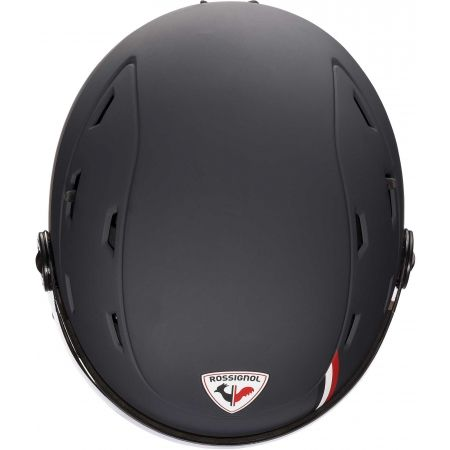 Pánská lyžařská helma - Rossignol ALLSPEED VISOR IMP STRATO - 4