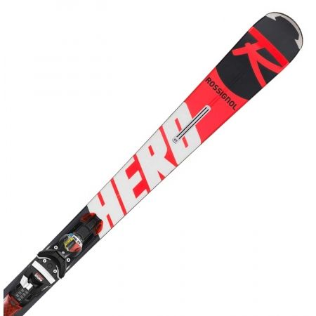 Pánské sjezdové lyže - Rossignol HERO ELITE MT CA KONECT + NX 12 KONECT GW B80 - 1