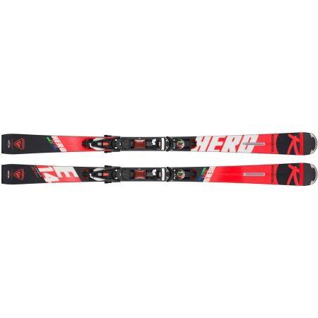 Pánské sjezdové lyže - Rossignol HERO ELITE MT CA KONECT + NX 12 KONECT GW B80 - 2
