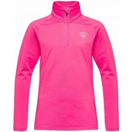 Rossignol GIRL 1/2 ZIP WARM STRETCH