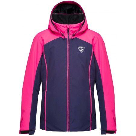 Rossignol GIRL FONCTION JKT - Dívčí lyžařská bunda