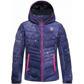 Rossignol GIRL POLYDOWN PR JKT - Dívčí lyžařská bunda