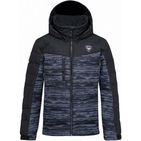 Juniorská lyžařská bunda - Rossignol BOY POLYDOWN PR JKT - 1