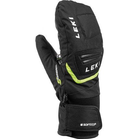 Juniorské sjezdové rukavice - Leki JR GRIFFIN S - 1