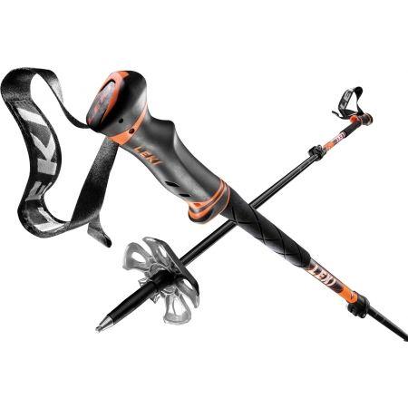 Skialpinistické hole - Leki HELICON - 3