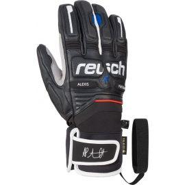 Reusch ALEXIS PINTURAULT GTX + GORE GRIP TECH - Kožené lyžařské rukavice