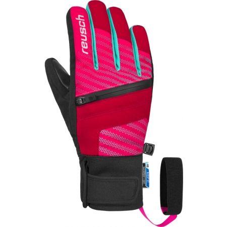 Juniorské lyžařské rukavice - Reusch THEO R-TEX XT JR