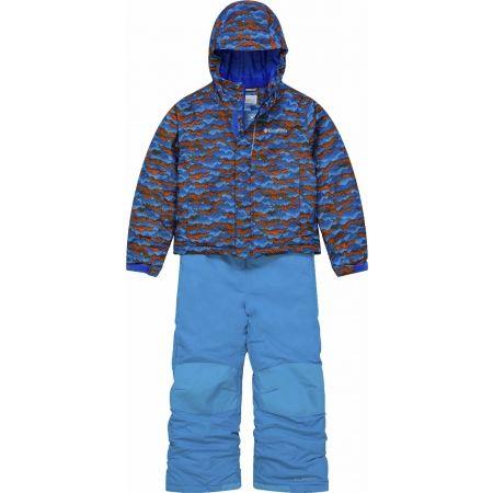 Columbia BUGA SNOW SET - Dětský zimní komplet