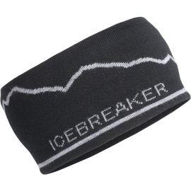 Icebreaker HEADBAND MT COOK - Čelenka z merina