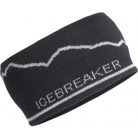 Icebreaker HEADBAND MT COOK