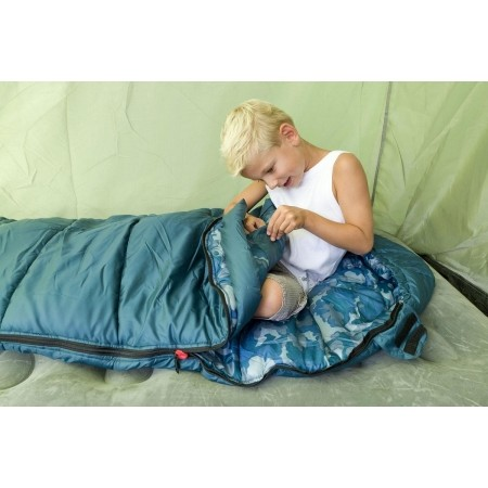 Dětský mumiový spací pytel - Coleman FRISCO MUMMY - 2