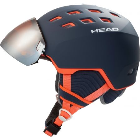 Lyžařská helma - Head RACHEL - 2