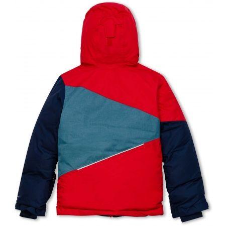 Chlapecká zimní bunda - Columbia WILDSTAR JACKET - 2