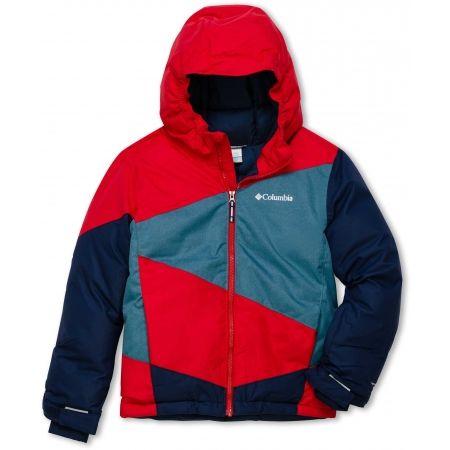 Chlapecká zimní bunda - Columbia WILDSTAR JACKET - 1