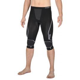 Mico 3/4 TIGHT PANTS WARM SKIN - Pánské lyžařské 3/4 spodní kalhoty