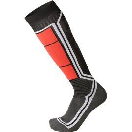 Mico LIGHT WEIGHT ARGENTO X-STATIC SKI SOCKS - Lyžarské ponožky