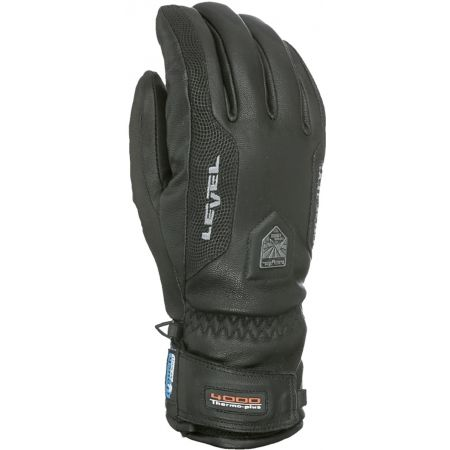 Level CAYENNE - Pánské kožené rukavice