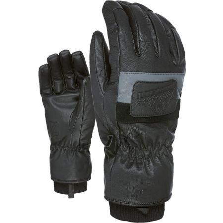 Pánské lyžařské rukavice - Level EMPIRE - 2