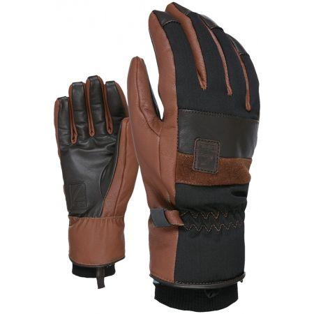 Pánské kožené rukavice - Level JOKER - 2
